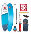 """INFLATABLE BOARD SUP RED PADDLE CO RIDE 9'8"""""""