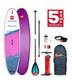 """INFLATABLE BOARD SUP RED PADDLE CO RIDE 10'6"""" SPECIAL EDITION"""