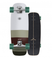 Skate Carver Mini Simms C7 RAW