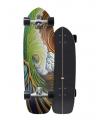 Skate Carver Greenroom C7 RAW