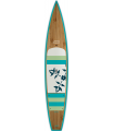"12'6 OXBOW GLIDE x 27"" Bamboo Paddle Tour"