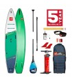 INFLATABLE BOARD SUP RED PADDLE COVOYAGER 13.2''